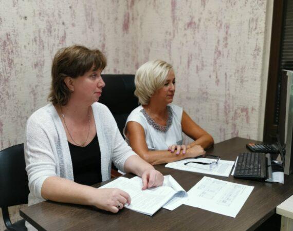 Сегодня в рамках недели контрактных отношений и закупок прошел семинар для предпринимателей.