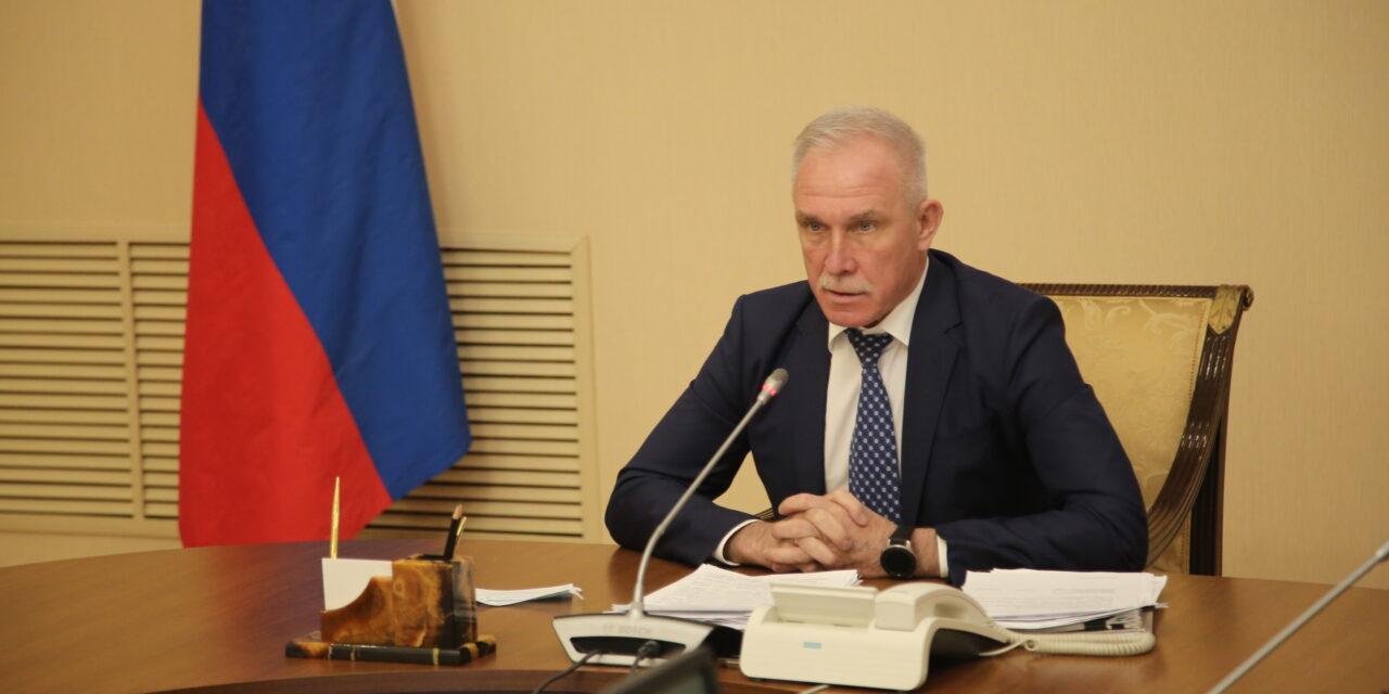 Сегодня, под председательством Губернатора Ульяновской области прошло совещание по финансово-экономическим вопросам, где были подробно освещены результаты мониторинга цен, проводимого Агентством государственных закупок.