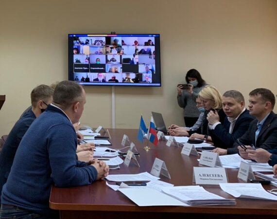 Сегодня состоялось заседание штаба по социально- экономическому развитию Ульяновской области.