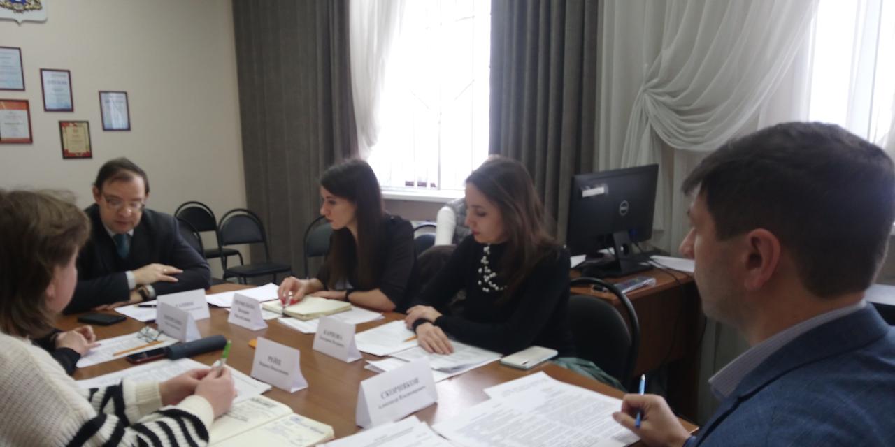 Сегодня состоялось заседание Рабочей группы по вопросам предупреждения коррупции в Агентстве госзакупок Ульяновской области.