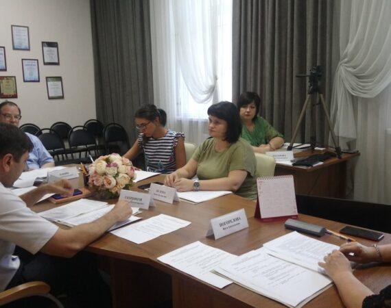 Заседание Рабочей группы по вопросам предупреждения коррупции в Агентстве госзакупок